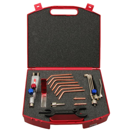 D H Light weight Welding and Cutting Set comes boxed