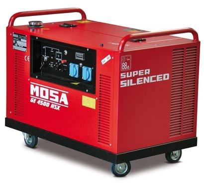 Mosa GE 4500 HSX/EAS 110/230V Generator