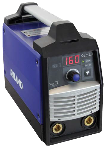 160 GDM MMA/Lift TIG Single phase 230v inverter