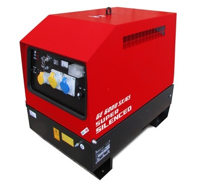 Mosa GE 6000 SX/GS-EAS Generator