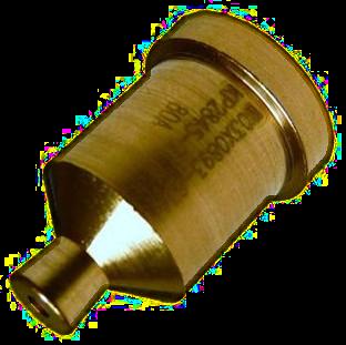 LC105 Contact Tip/Nozzle 100A (pk 5)