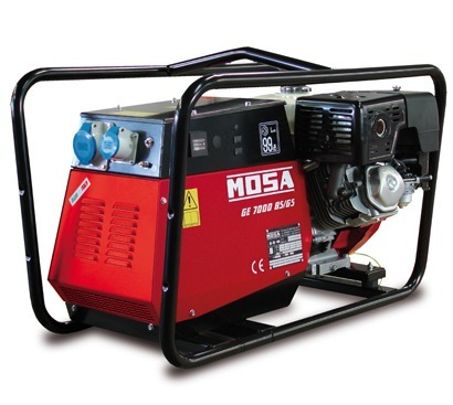 Mosa GE 7000 BS/GS Generator
