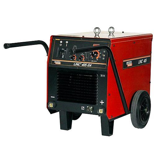 Arc welder Linc 405-S and SA