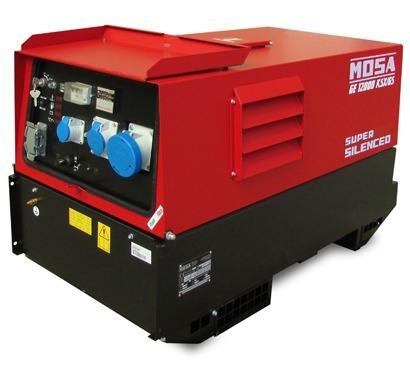Mosa GE12000 SXC Generator