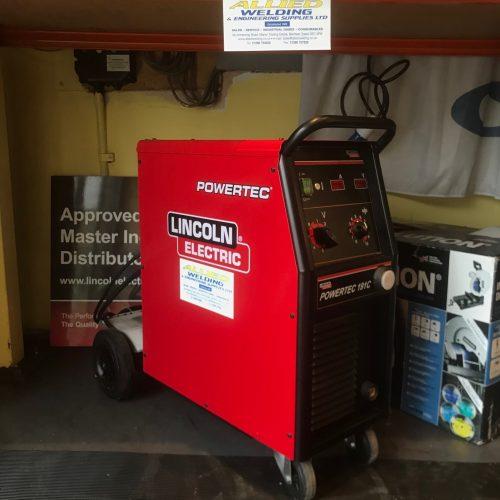 Lincoln Powertec 191C MIG Welder