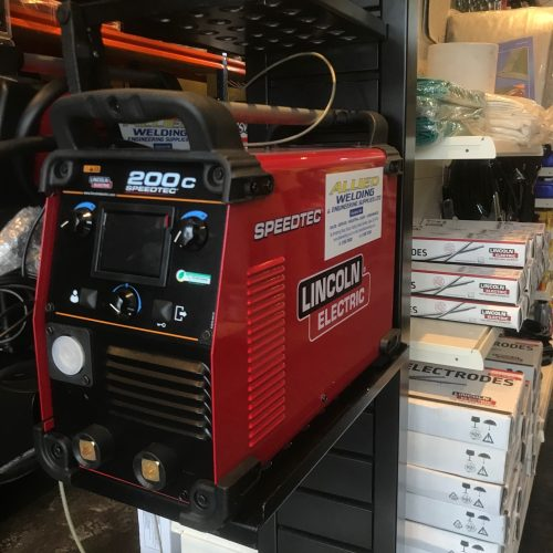 Lincoln Speedtec 200c Multi Process 3 in 1 Welder