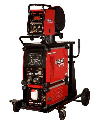 Lincoln Welders For Sale >> Advanced Process Welder Power Wave S350 | Allied Welding