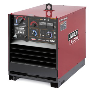 Lincoln Idealarc DC400 3 in 1 Multi Process Welder