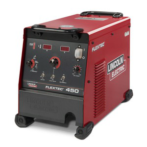 Lincoln Flextec 350X Multi Process Welder