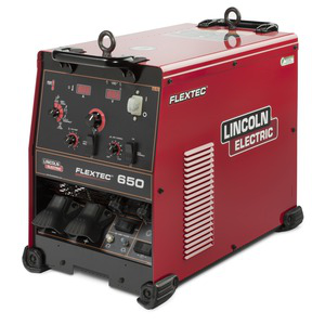 Lincoln Flextec 650 Multi Process 3 in 1 Welder