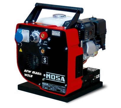 Mosa Magic Weld 150 mk2 Welder & Generator