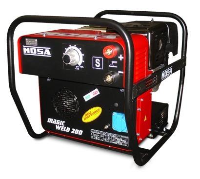 Mosa Magic Weld 200 Welder & Generator