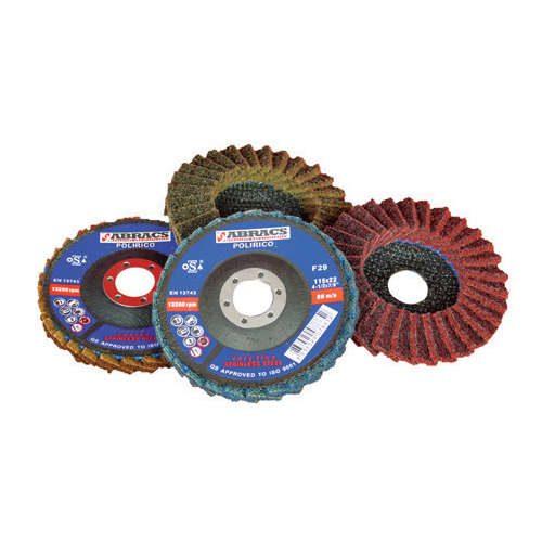 Stainless Steel Polishing Non-Woven Flap Discs (Polirico)