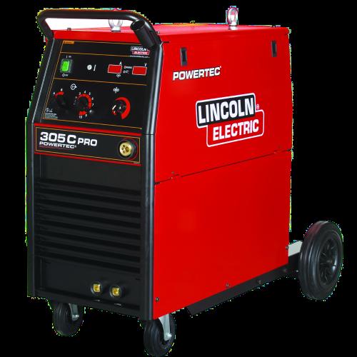 Lincoln Powertec 305C  MIG Welder