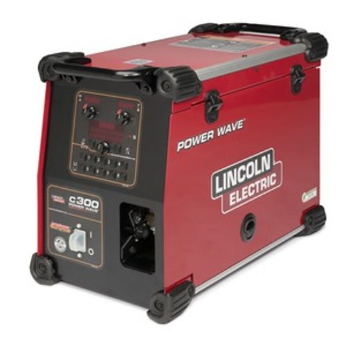 Lincoln Power Wave C300 Advanced Process Welder