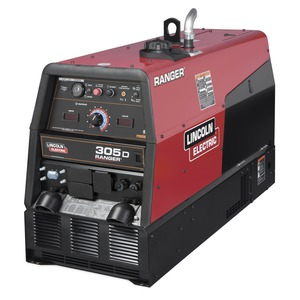 Lincoln Ranger 305D Multi Process Generator