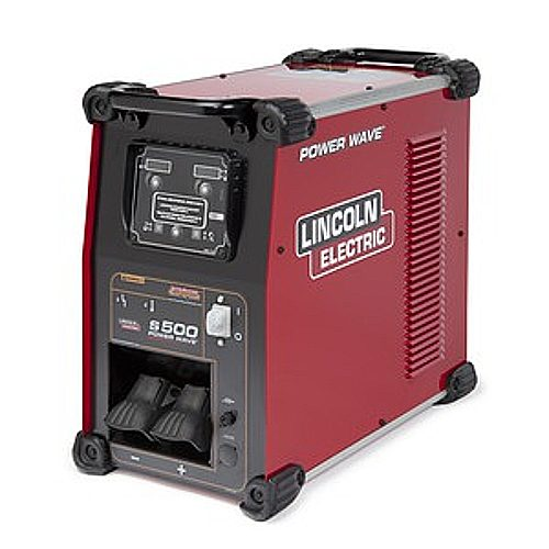 Lincoln Power Wave S500 Advanced Process Welder