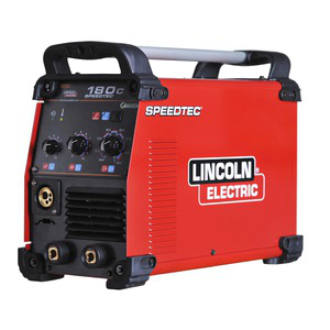 Lincoln Speedtec 180c 3 in 1 Multi Process Welder