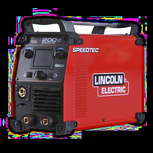 Lincoln Speedtec 200c Multi Process 3 in 1 Welder