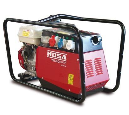 MOSA TS200 Welder & Generator