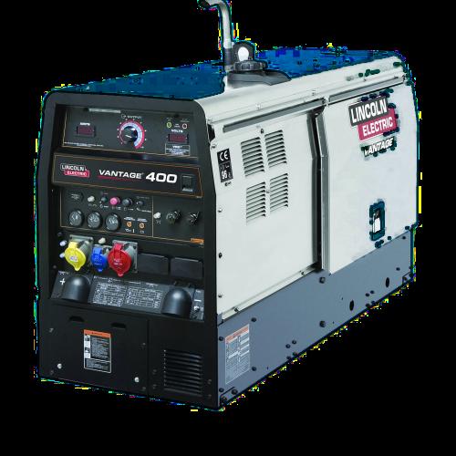 TIG Welder Vantage 400CE Machine Only K2502-3