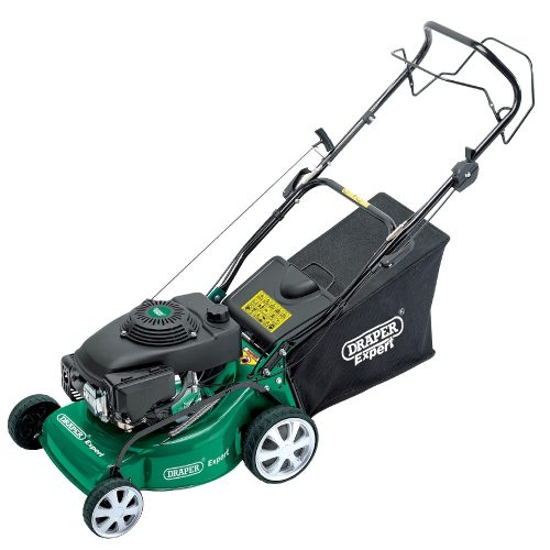 EXPERT 135CC (4HP) 400MM SELF-PROPELLED PETROL LAWN MOWER