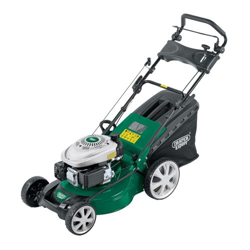 Petrol Mower 135cc 3.2hp 46cm 460mm Lawn Mower LMP470