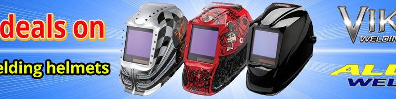 great offers on viking welding helmets