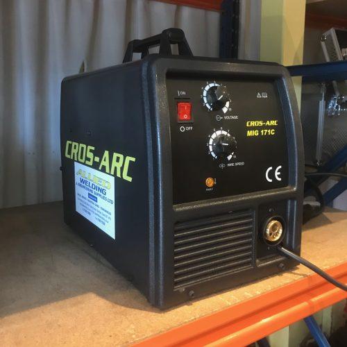 MIG Welder CROS-ARC MIG 171C 230v Pro & DIY