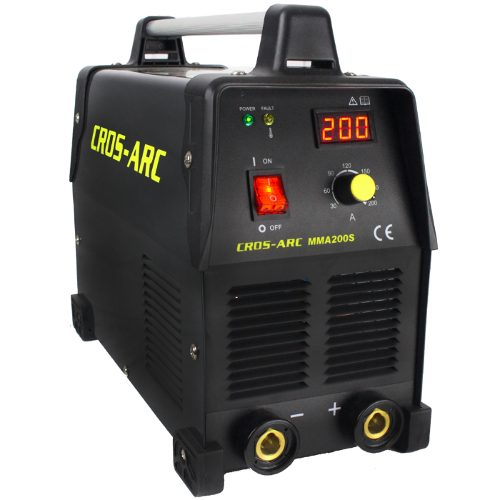 Cros-Arc 200S 230V MMA D.C Inverter