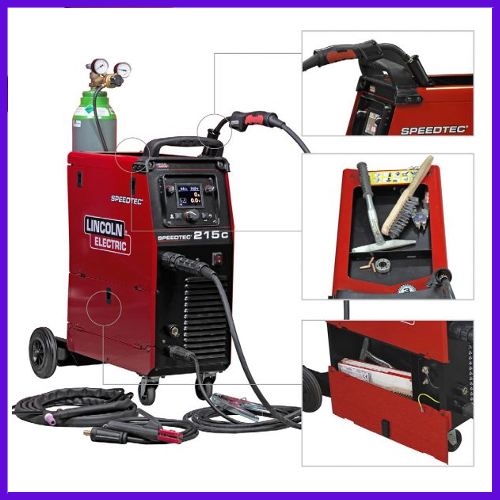 3 in 1 Multi-Process Welders