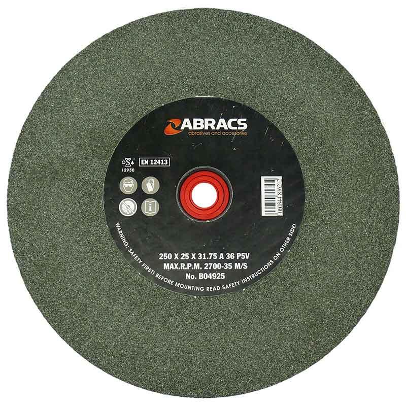 Bench Grinder Wheel Silicon Carbide Allied Welding
