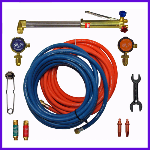 Gas Welding & Cutting Equipment