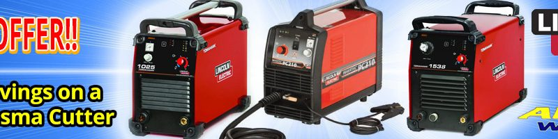 massive savings lincoln plasma cutters allied welding