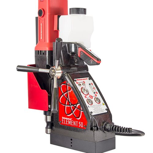 Rotabroach Element 50 HIgh Speed Drill 1500W (FREE Accessories Worth £203)