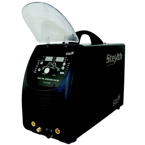 SWP Stealth Digi-Tig 320AC/DC Pulse Three Phase