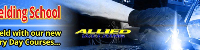 allied welding school learn to weld