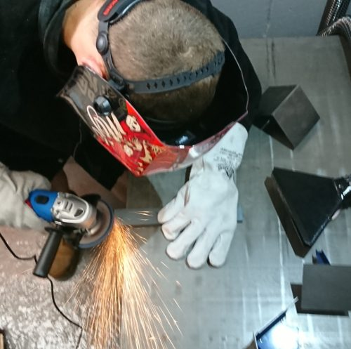 0562 Allied Welding Day Course 25th April 2020 **Two Spaces Remaining- Please call to book**