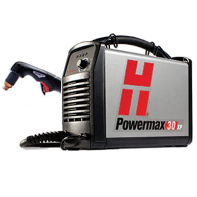 Plasma Cutter Hypertherm Power Max 30 XP C/W KIT BOX (110/240V)