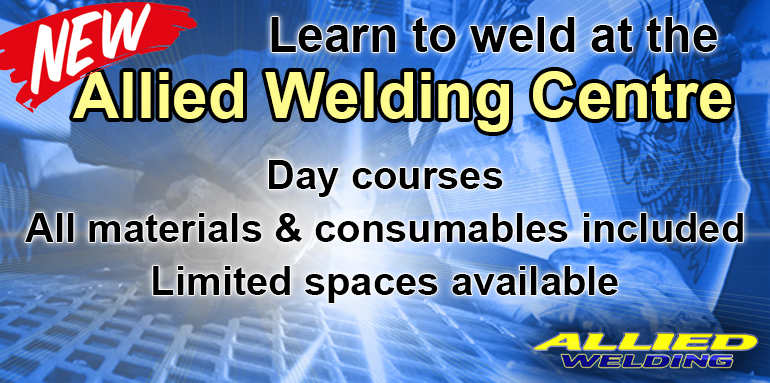 Allied Welding School. Click here for details.