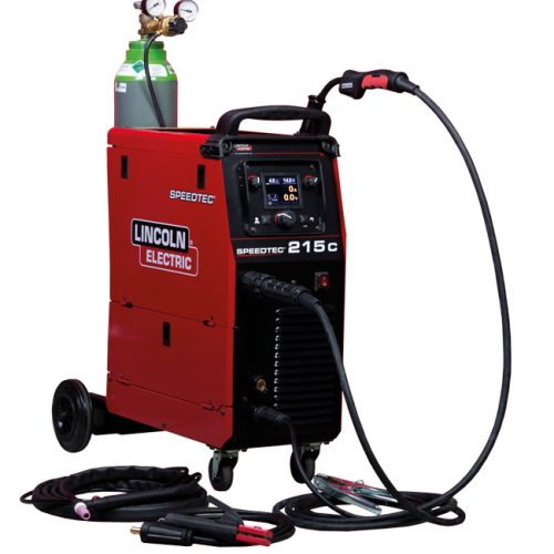 Lincoln Speedtec 215C Multi Process 3 in 1 Welder