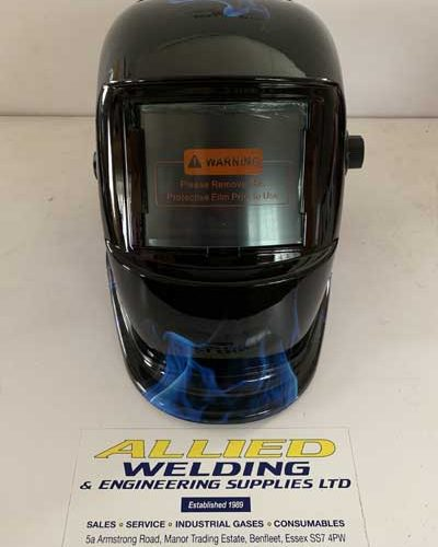 Weldvision X450 Turbo Blue Inferno SAFE 4052
