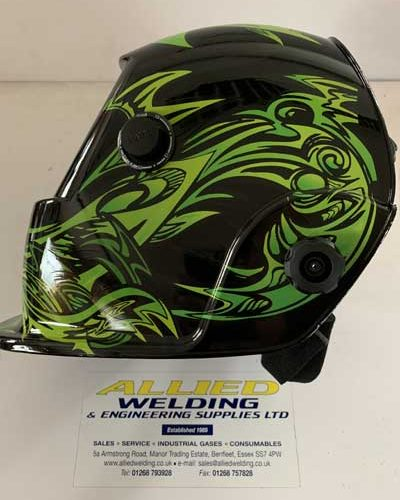 Weldvision X450 Turbo Green Vine SAFE 4053