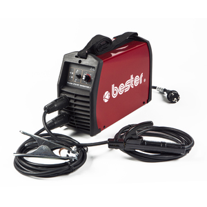 Lincoln Bester 210-ND MMA Inverter Welder Suitcase Package 230v