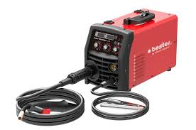 Lincoln Bester 190C Multi Process MIG Welder Package 230v